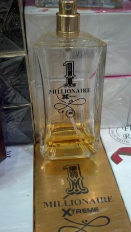 Millionaire cologne at Diyirah