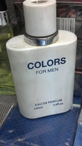 Colors cologne at Diyirah