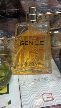 Genius cologne at Diyirah