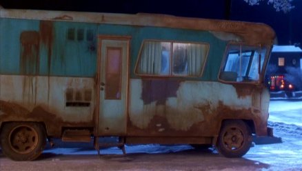 "Cousin Eddie's RV from ""Christmas Vacation"""