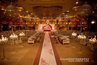 Saudi wedding hall