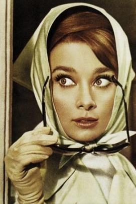 headscarf audrey hepburn
