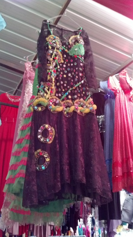 Second Hand Souk: fancy dress