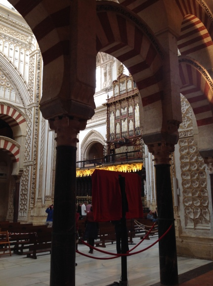 Cathedral of Our Lady of the Assumption, Mezquita, Cordoba, Spain