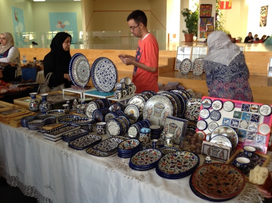 Kingdom Coffee Morning: Indoor vendors
