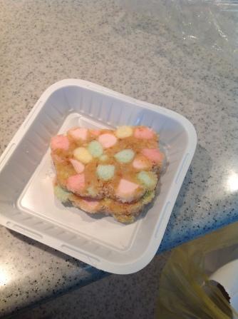 Saudi Lolly Cake