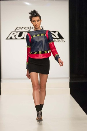 Project Runway jacket