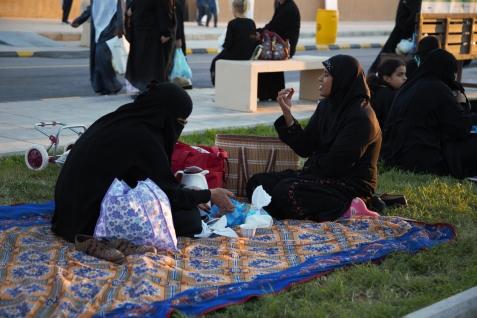 Janadriyah: picnic