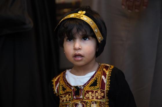 Janadriyah: Saudi girl