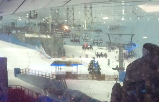 Ski Dubai, Mall of the Emirates