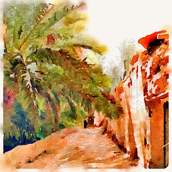 Raudat Sudair, via Waterlogue