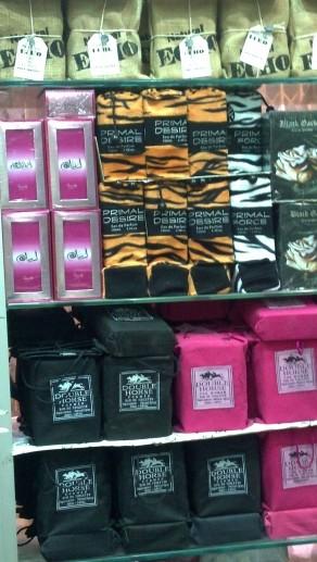 Perfumes at the 5-SAR store