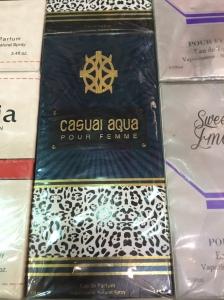 Casual Aqua eau de parfum