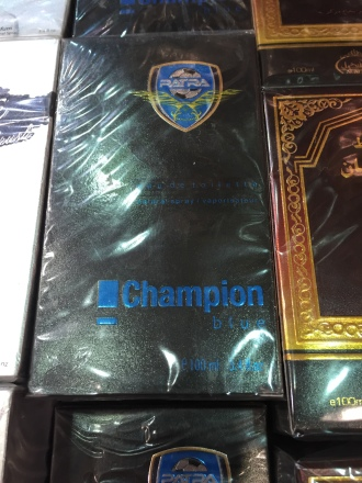 Champion Blue cologne