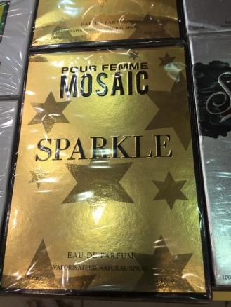 Mosaic Sparkle eau de parfum