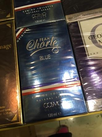 Feah Chorle Blue eau de toilette