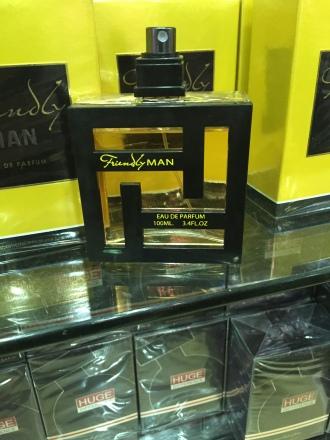 Friendly Man eau de parfum