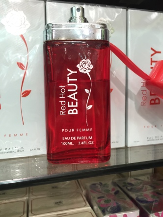 Red Hot Beauty eau de parfum