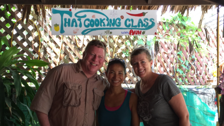Thai Cooking Class with Ann