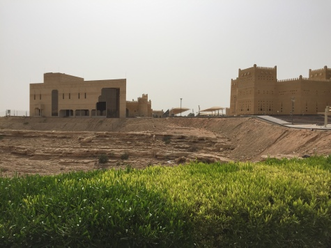 Museums at Historic Diriyah