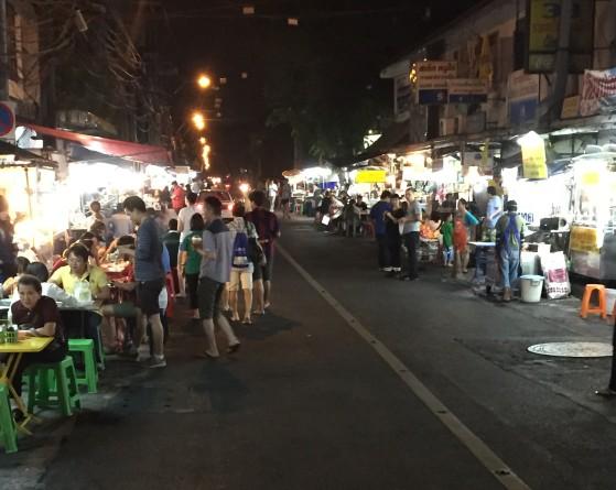 Street eats in Bangkok, Thailand