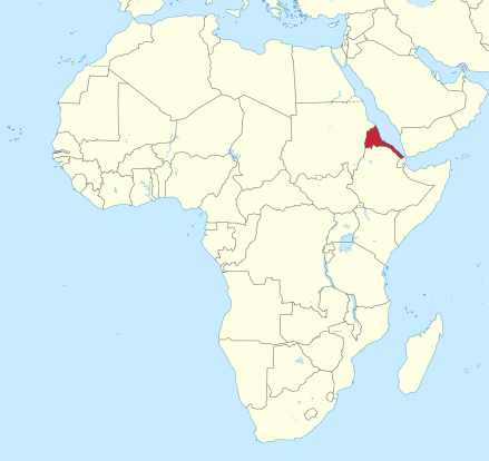eritrea-in-africa
