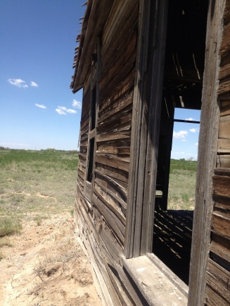 Abandoned House, Buckingham, Colorado